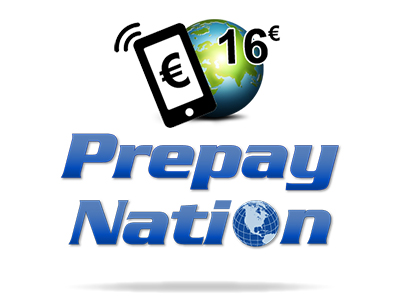 Prépay Nation 16€ - recharge Internationale Image