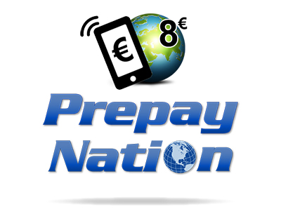 Prépay Nation 8€ - recharge Internationale Image